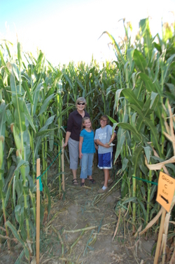 Pocatello Corn Maze